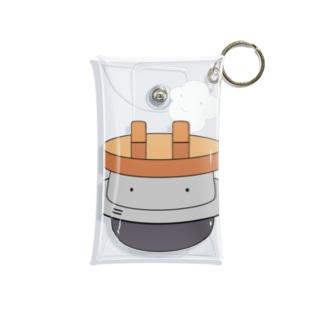 かまどさん Mini Clear Multipurpose Case