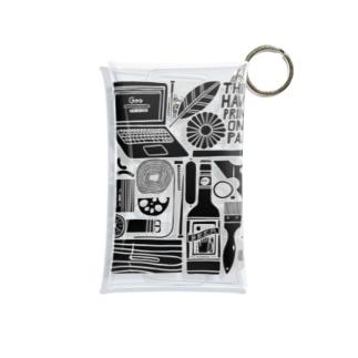 いろいろ Mini Clear Multipurpose Case