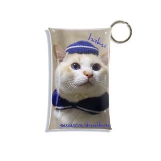 水兵 珀ちゃん Mini Clear Multipurpose Case