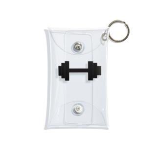 ダンベル Mini Clear Multipurpose Case