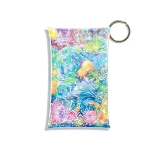 人魚姫の物語 Mini Clear Multipurpose Case