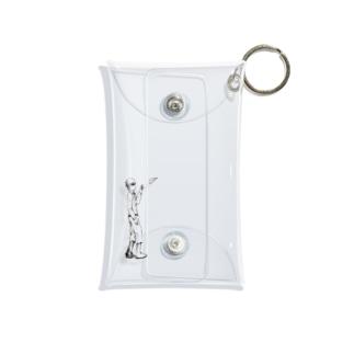 真夏の願い Mini Clear Multipurpose Case