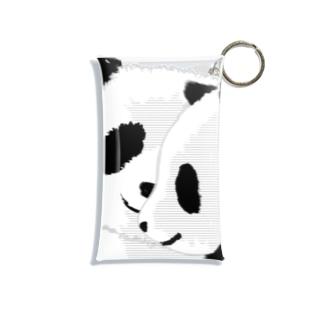 PANDA COMPLEX パンダ頭複合体 Mini Clear Multipurpose Case