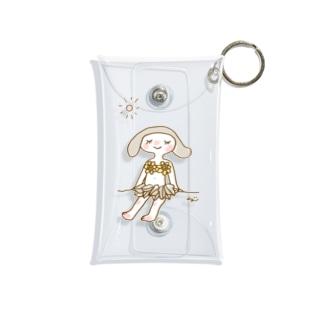 summer chan Mini Clear Multipurpose Case