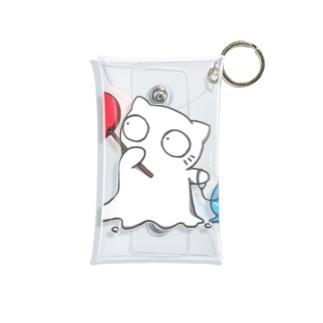 summer festival Mini Clear Multipurpose Case