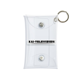 KAI-TELEVISION Mini Clear Multipurpose Case