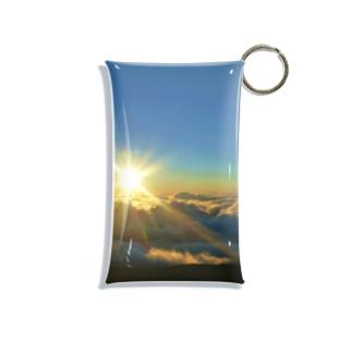 いつも心に太陽を🌞✨Part②太陽の家🏘️ Mini Clear Multipurpose Case