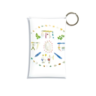 レムリアシリーズ Mini Clear Multipurpose Case