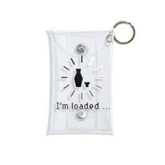 おもしろ英語表現(loaded) Mini Clear Multipurpose Case