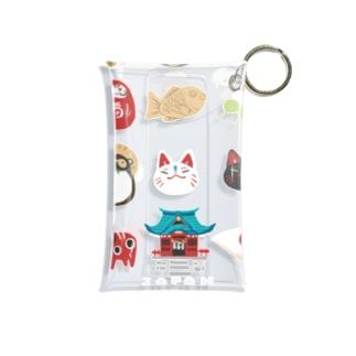 JAPAN WABISABI Mini Clear Multipurpose Case