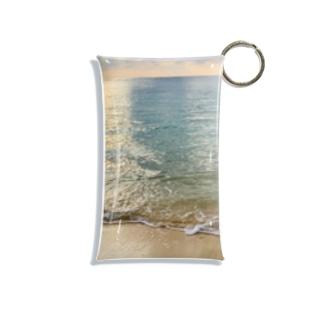 beach Mini Clear Multipurpose Case