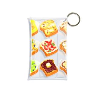 オープンサンド[甘味系] Mini Clear Multipurpose Case