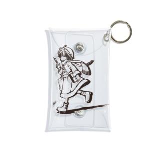 shopping Mini Clear Multipurpose Case