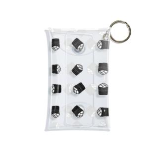 塩樽たくさん Mini Clear Multipurpose Case