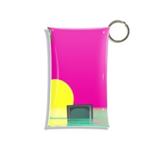 IMAGINALY FEELINGS Mini Clear Multipurpose Case