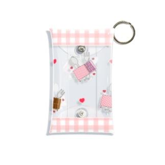 チョコレート Mini Clear Multipurpose Case