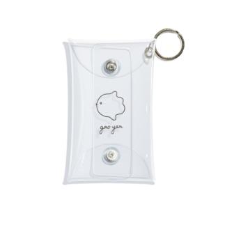 マンボウ Mini Clear Multipurpose Case
