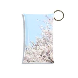 桜 Mini Clear Multipurpose Case