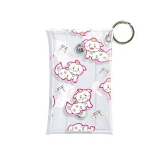 狛犬ケース Mini Clear Multipurpose Case