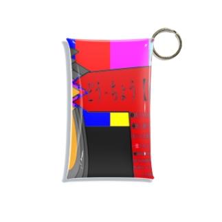 #10 ムダイ _ハシニマシタ Mini Clear Multipurpose Case
