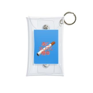 くズ Mini Clear Multipurpose Case