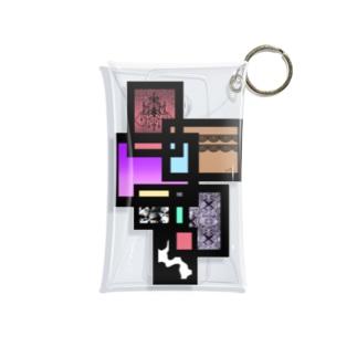 M✧Lovelo(エム・ラヴロ)のパネル Mini Clear Multipurpose Case