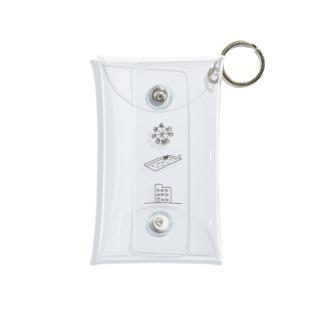 アノマチツアー/ミニクリアケース Mini Clear Multipurpose Case