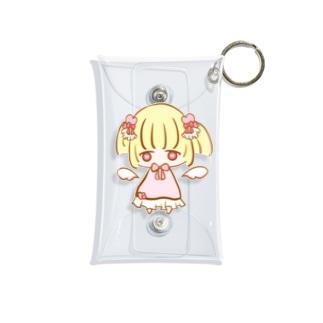 てんしちゃん Mini Clear Multipurpose Case