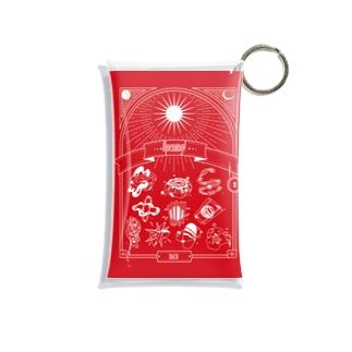 Opening!クリアケース Mini Clear Multipurpose Case