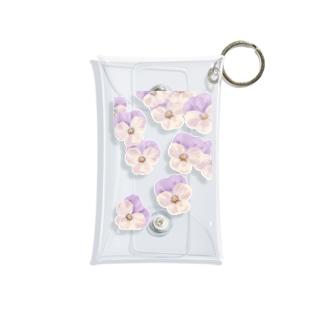 ビオラ Mini Clear Multipurpose Case