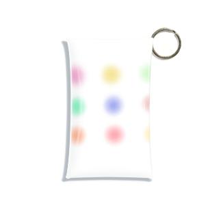 カラーボール Mini Clear Multipurpose Case