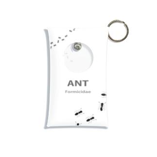 アリの行列 Mini Clear Multipurpose Case