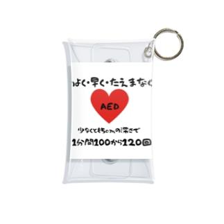 AED Mini Clear Multipurpose Case