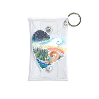 アワ・モザイク Mini Clear Multipurpose Case
