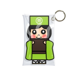 お茶子ちゃん Mini Clear Multipurpose Case
