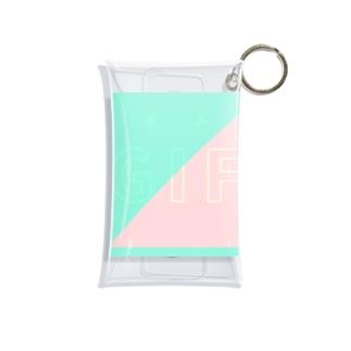 ぎふ Mini Clear Multipurpose Case
