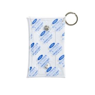 乾燥剤風ミニクリアマルチケース Mini Clear Multipurpose Case