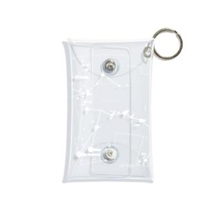 ケンタウルス座(88星座シリーズ) Mini Clear Multipurpose Case
