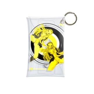 YOU PERV 006 レトロポップ 学園 クラッシュレモンゼリースカッシュ Mini Clear Multipurpose Case