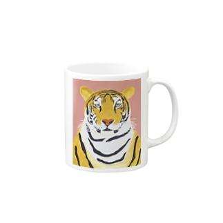 トラ Mugs