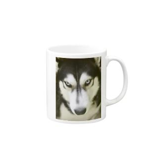 THE ハスキー Mugs