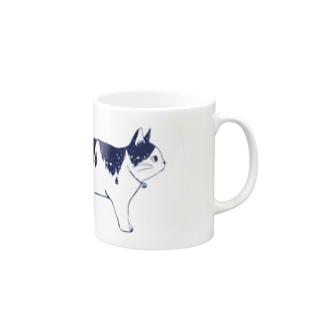 宇宙ねこ Mugs