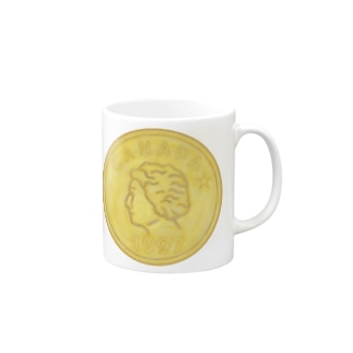 金貨 Mugs