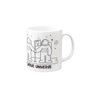 クリエイティブユニバース Mugs