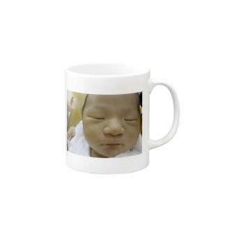 いっせい Mugs