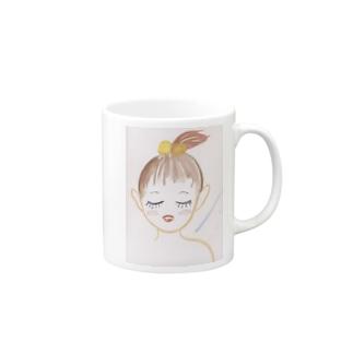 妖精 Mugs
