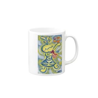 マメペリ Mugs