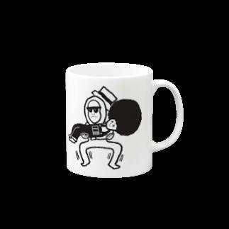 ツンデレボーイズの忍耐 Mugs