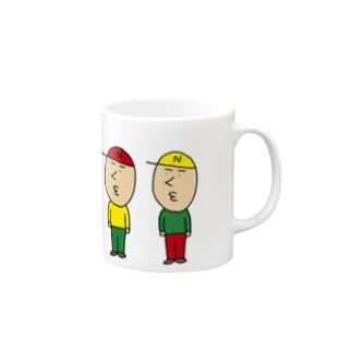 noppo_MAG2 Mugs