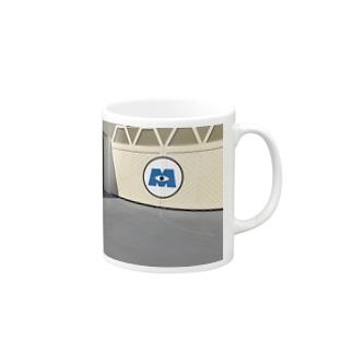 モンスターズインク Mugs
